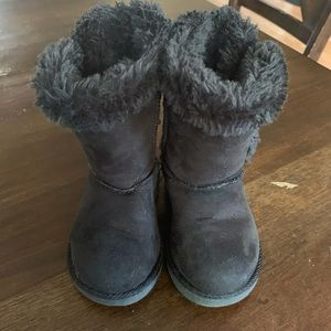 Other - Winter faux fur boots toddler size 6